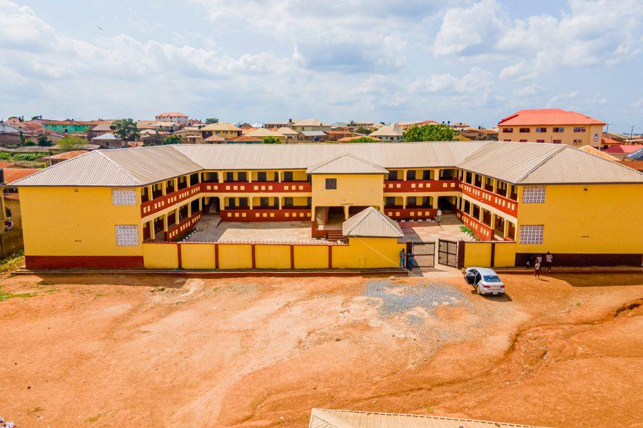 Picture of Oyo SUBEB project - model school: Islamic Primary School, Onikokoro, Lagelu LGA
