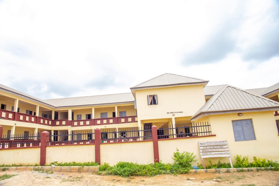 Picture of Muslim Grammar School Odinjo Ibadan taken in May 2021