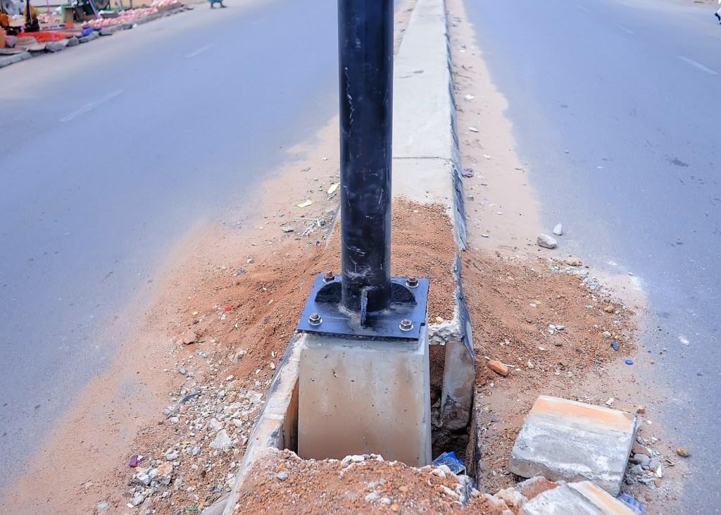 Streetlights Owode Ojongbodu Owode Aafin 1