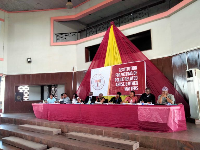 Day 55 of Oyo State Judicial Panel in session