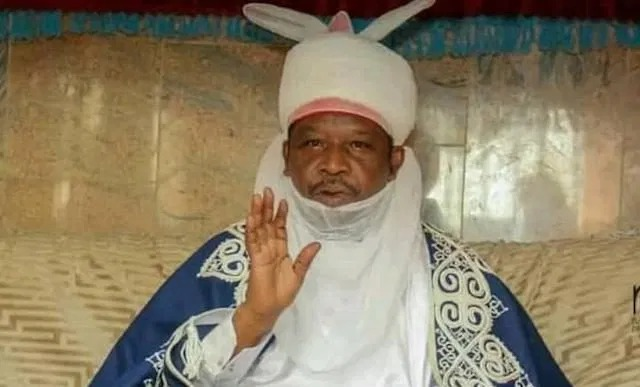 LAUTECH Chancellor Emir Umar Faruq Umar