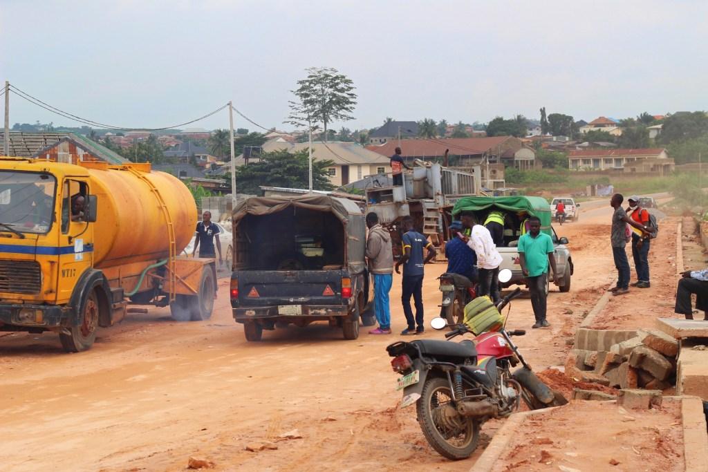 Challenge Odo Ona Elewe Apata Road 3