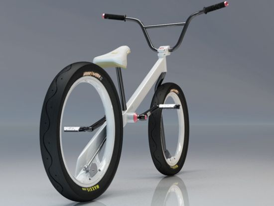 concept bmx bicycle 2 BMX You Have Not Seen Before!