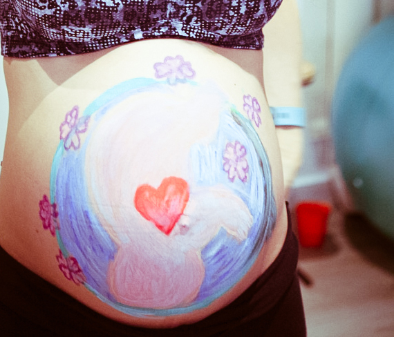 Preparing Your Baby for Her Birth