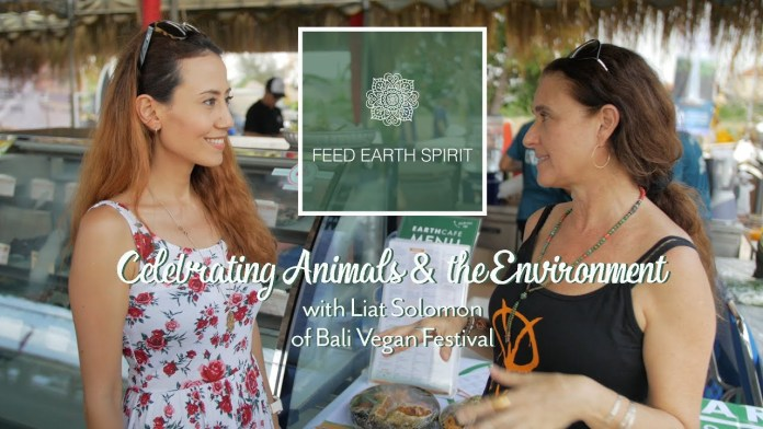 Celebrating Animals & the Environment in Bali