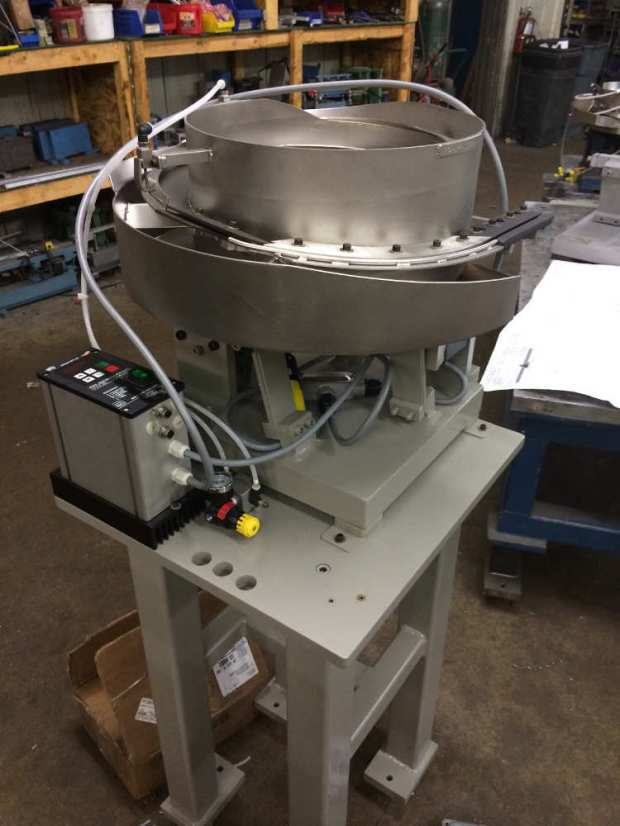 Single Bowl With VF Reo Control