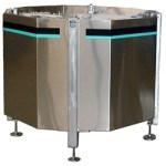 Centrifugal Feeding System  from Universal Power Conversion