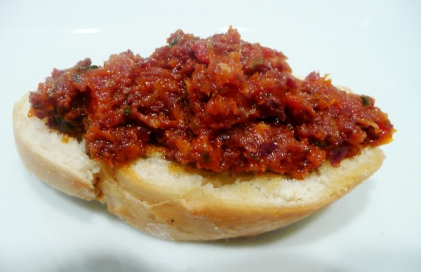 sundried tomato tapenade Feeding My Folks