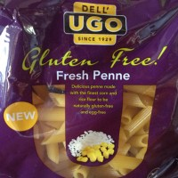 Fresh gluten free pasta - made by Dell' Ugo - a new discovery