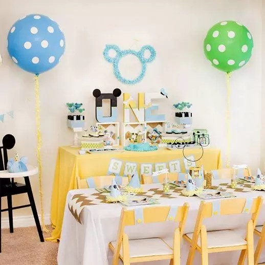 birthday party themes for