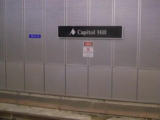 Cap Hill Station