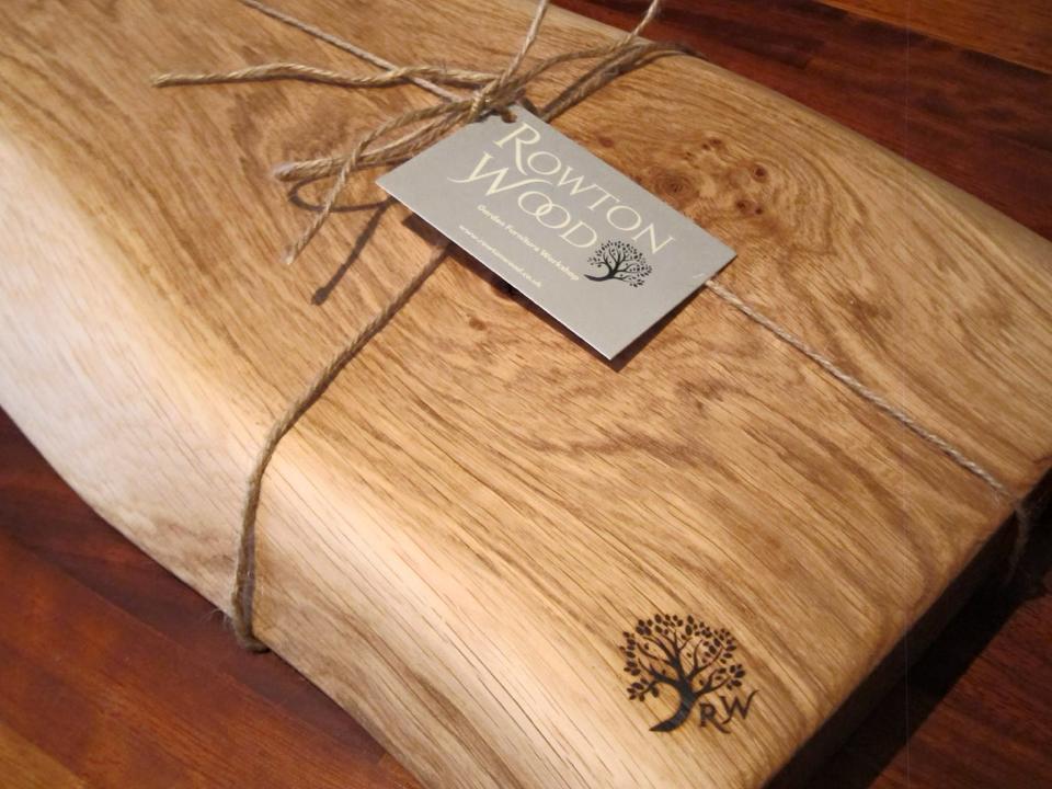 Rowton Wood Board
