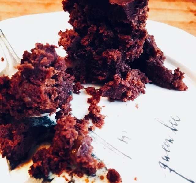 The Only Chocolate Brownie Recipe You'll Ever Need