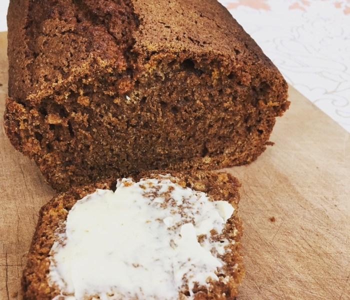 Butternut Squash Loaf
