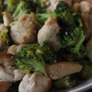 Garlic Butter Broccoli
