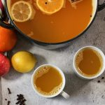 wassail in a pot