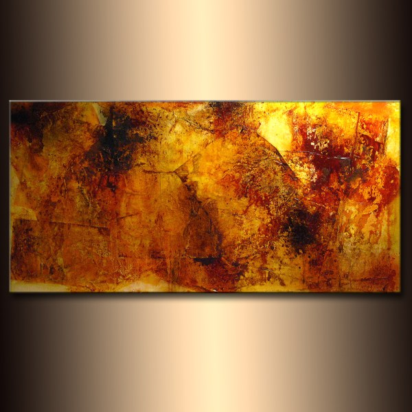 Modern Abstract Canvas Art Painting