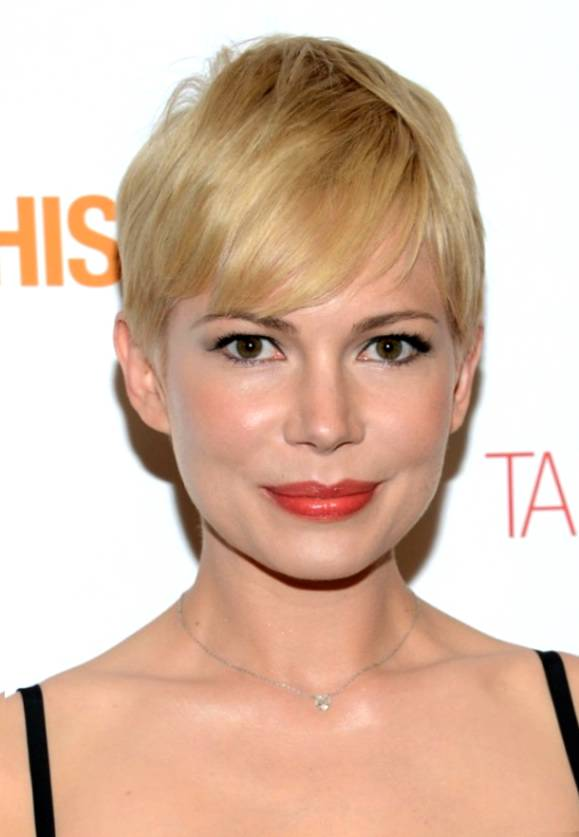 25 Short Hairstyles For Heart Shaped Faces