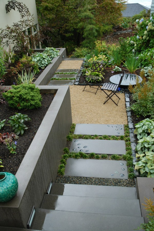 landscape design small spaces