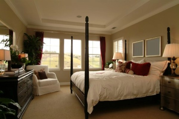 master bedroom decor Interior Design Bedroom Ideas On A Budget