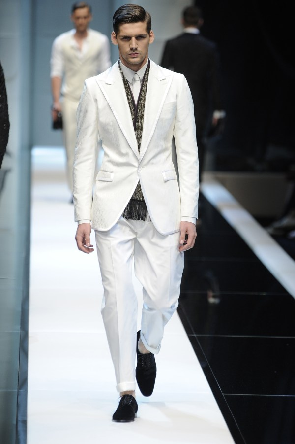 White Man Wedding Suits