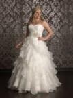 Women Plus Size Wedding Dresses