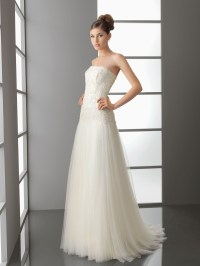 30 Simple Wedding Dresses Ideas