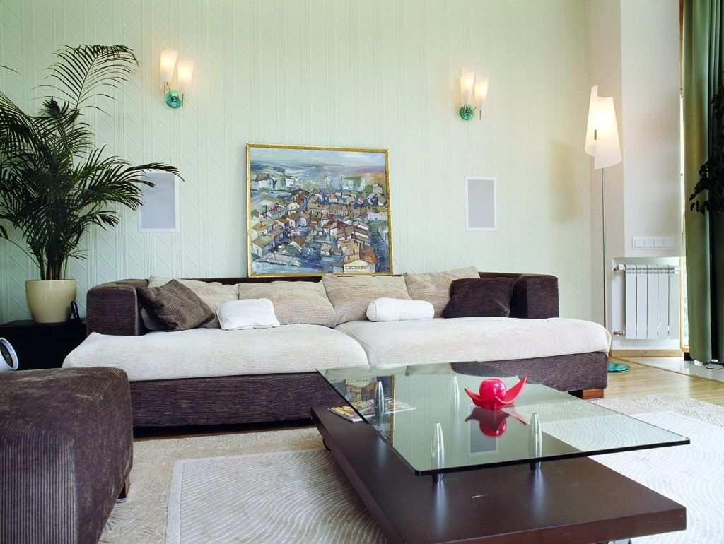 Modern Living Room Interior Design Ideas