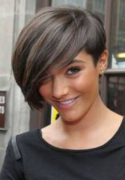 short bob hairstyles women