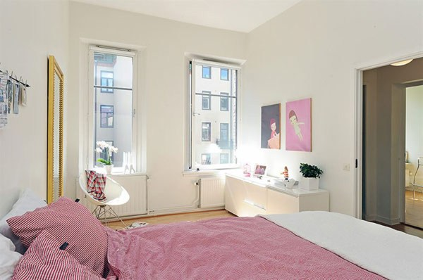 apartment bedroom design ideas 30 Home Decorating Ideas For Small Apartments