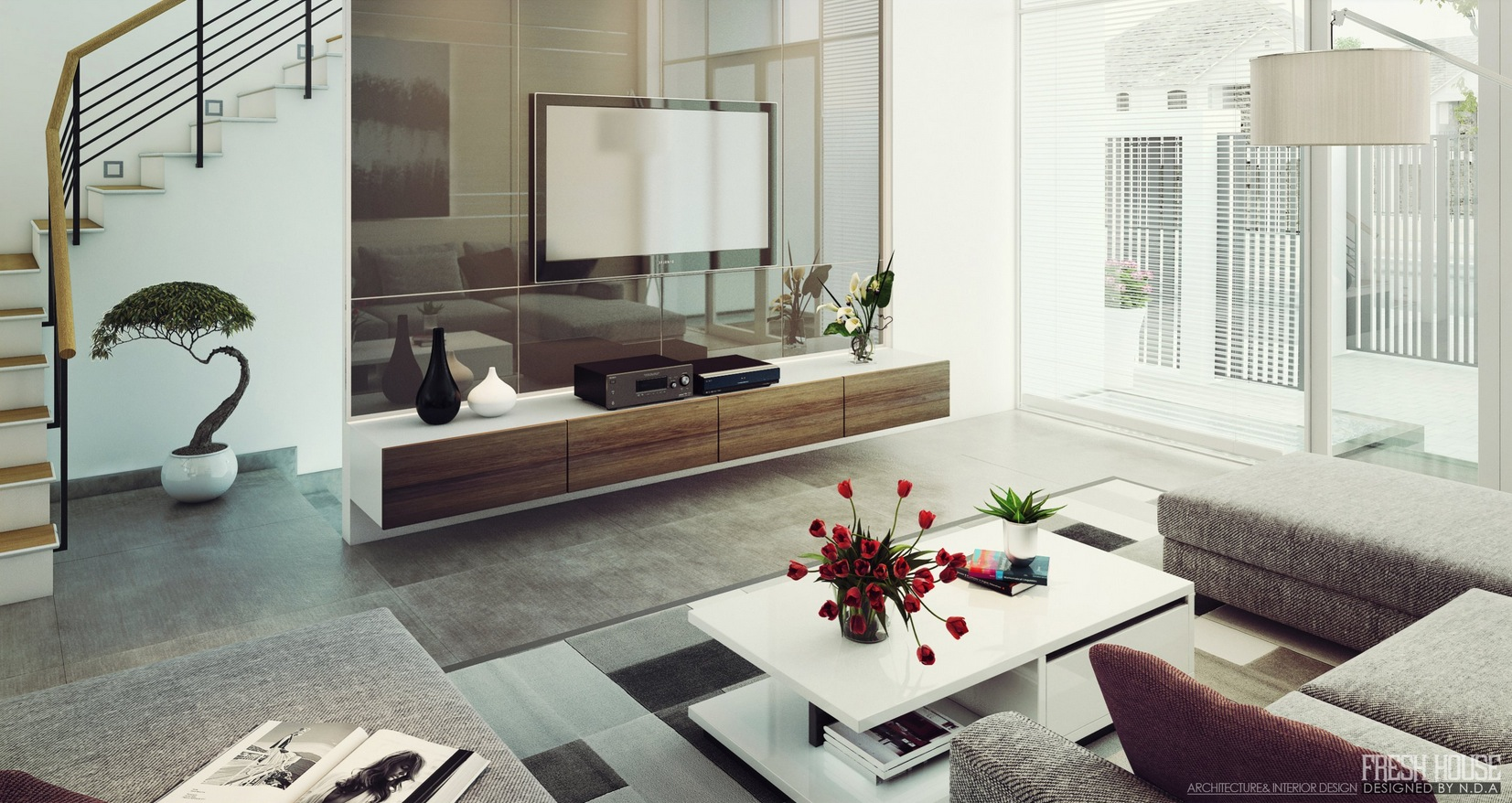 30 Contemporary Living Room Ideas