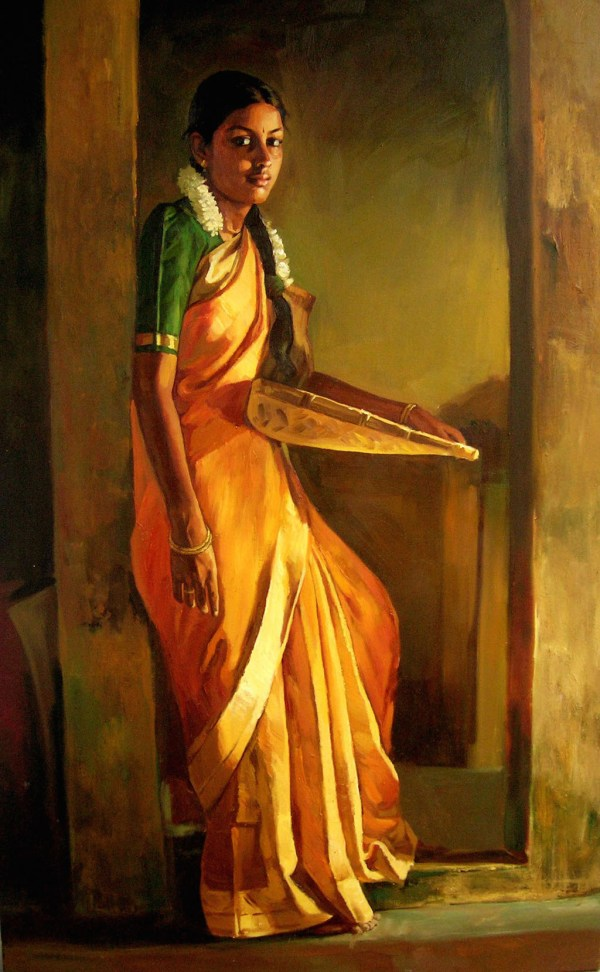 Beautiful Indian Art Paintings