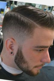 taper haircut men