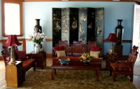 Asian Inspired Living Room Ideas