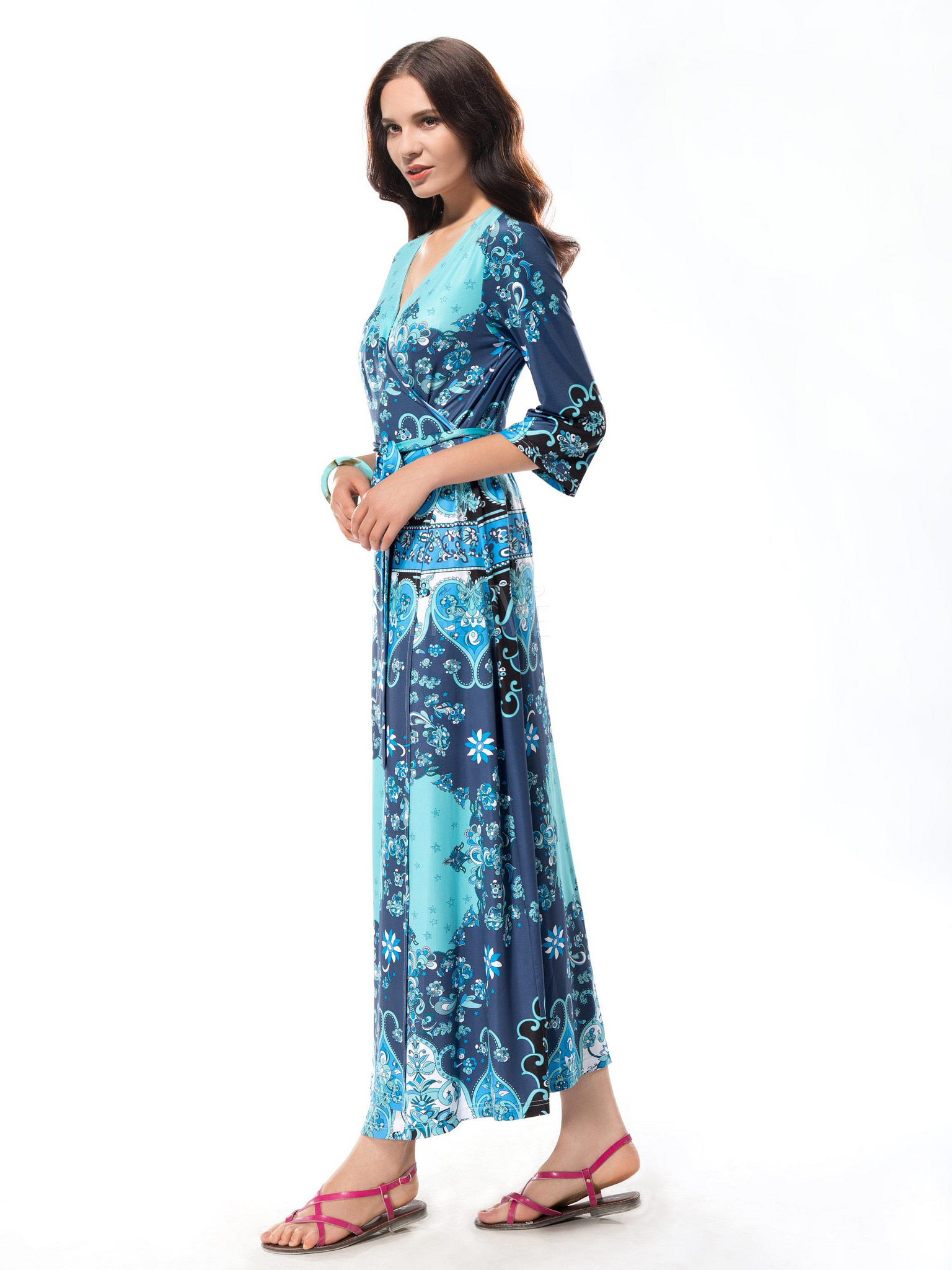 Beautiful Maxi Dresses With Sleeves