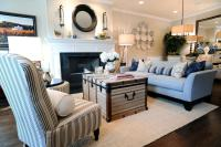 Beach Style Living Room Ideas