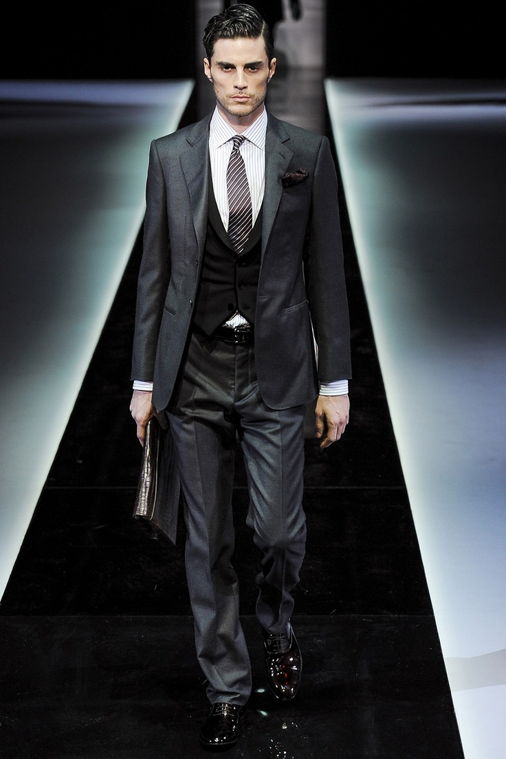 25 Best Armani Suits For Men