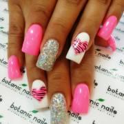 amazing acrylic nails art design