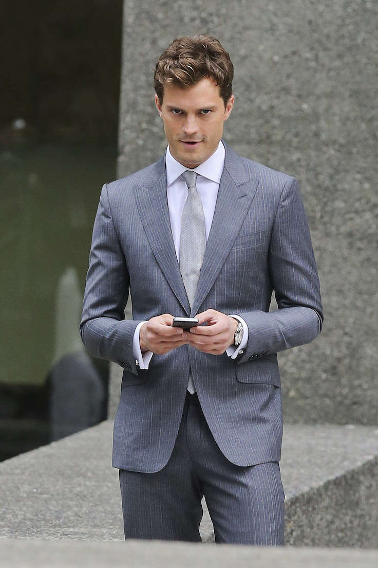 Gray Suit Ideas For Mens Fashion