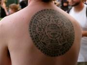 aztec tattoos design