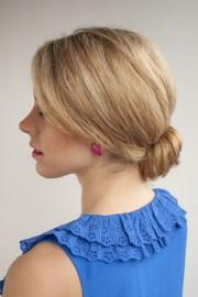 gorgeous bun hairstyles