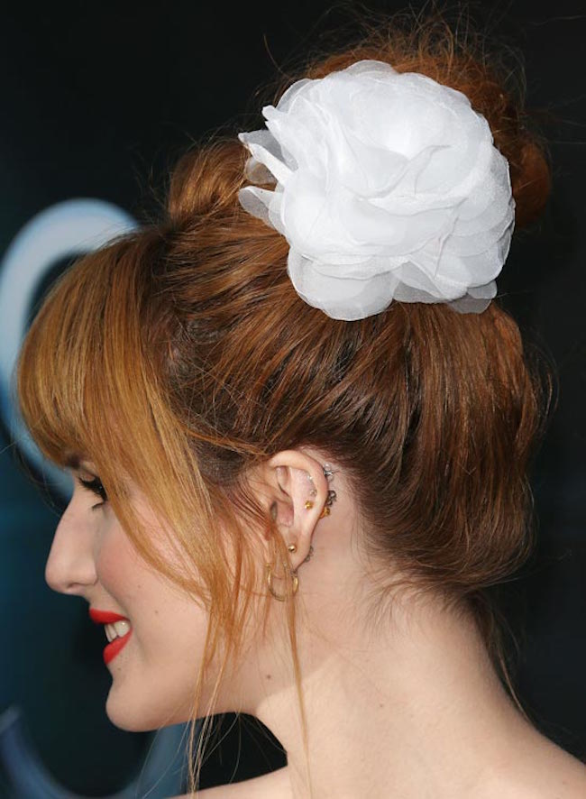 25 Gorgeous Bun Hairstyles For Women Feed Inspiration