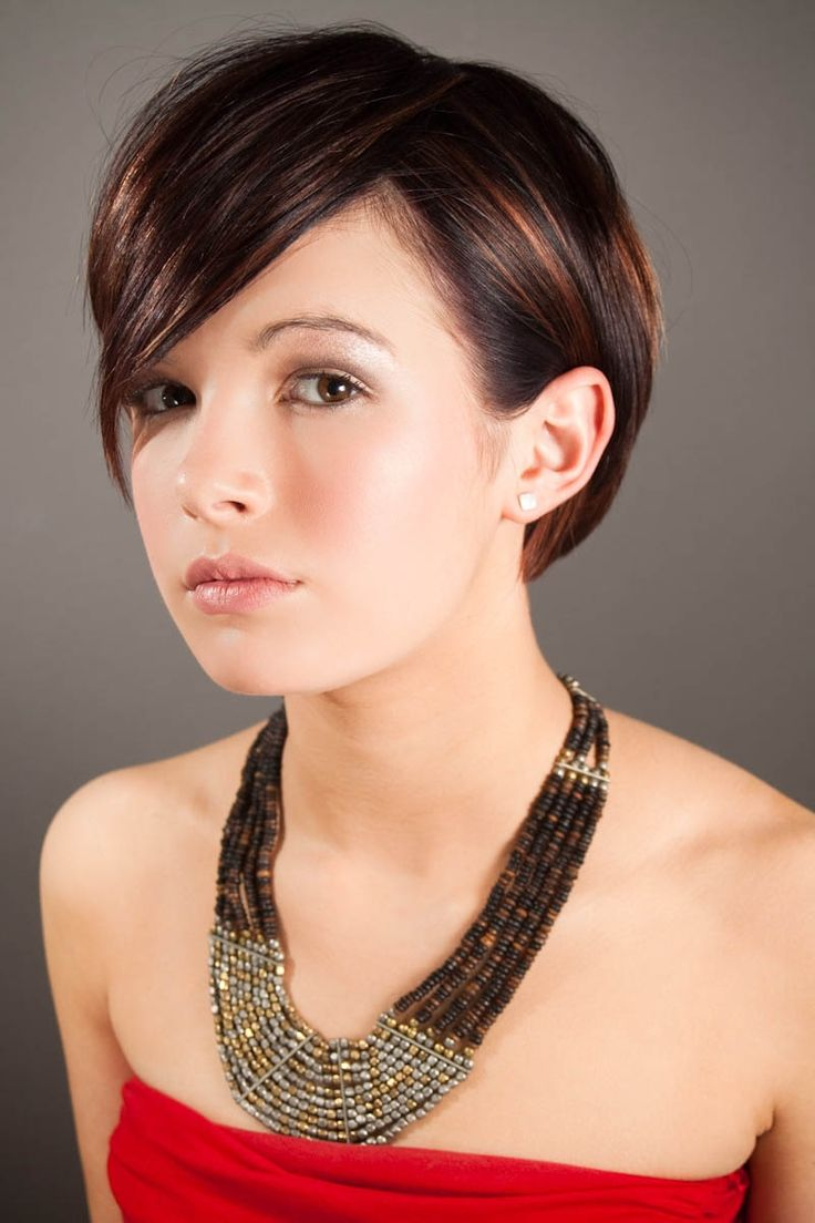 25 Beautiful Short Hairstyles for Girls  Feed Inspiration