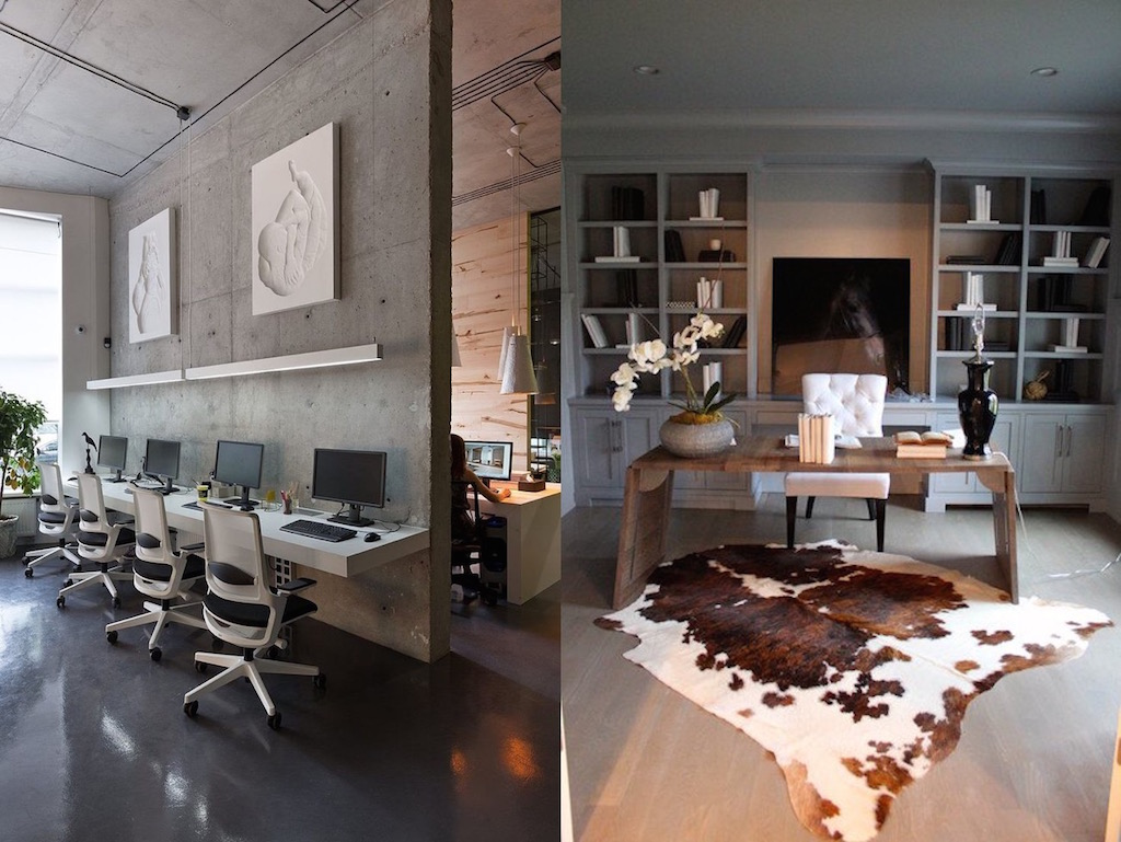 15 Contemporary Home Office Design Ideas  Feed Inspiration
