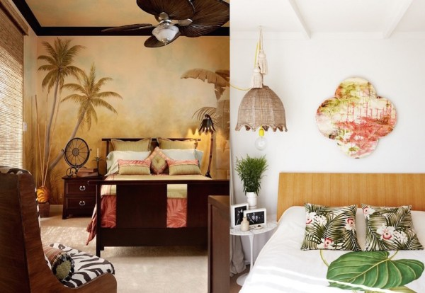 bright tropical bedroom designs 15 Bright Tropical Bedroom Designs - Feed Inspiration