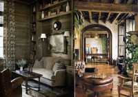 20 Stunning Rustic Living Room Design Ideas - Feed Inspiration