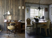 Rustic Home Office Design Ideas