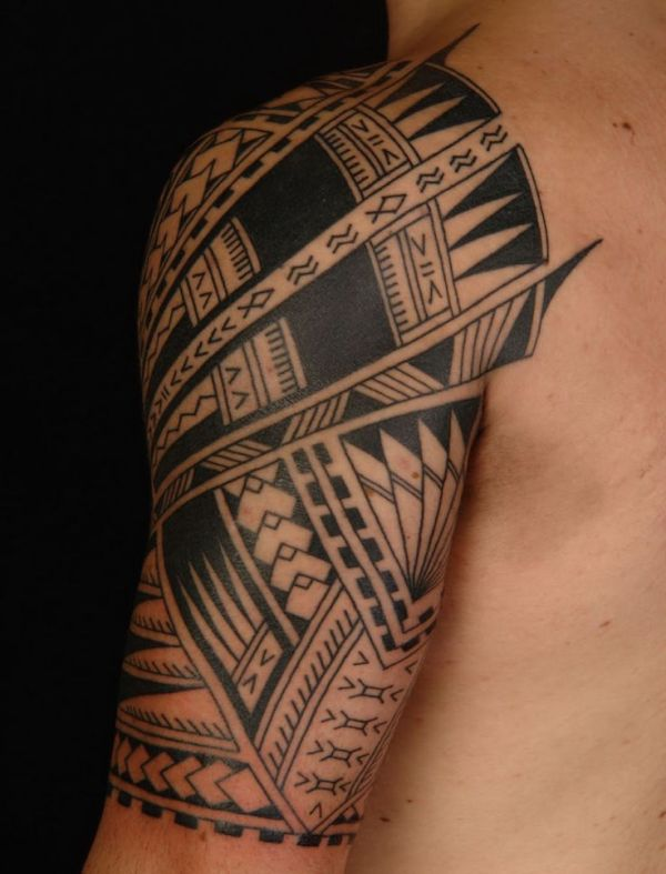 awesome cool tattoo design