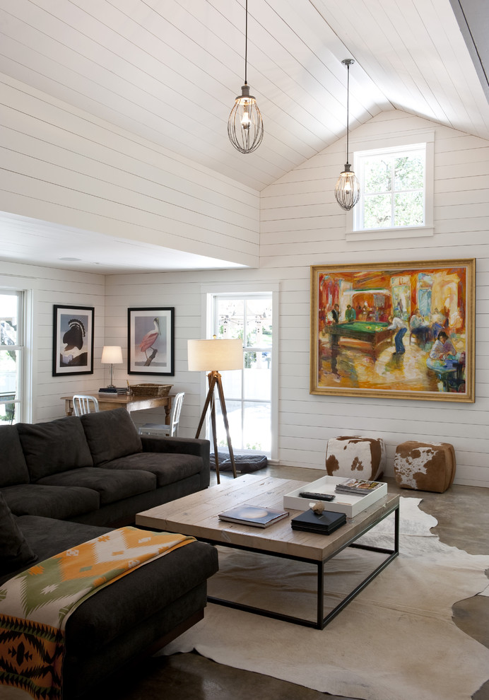Rustic Home Color Schemes