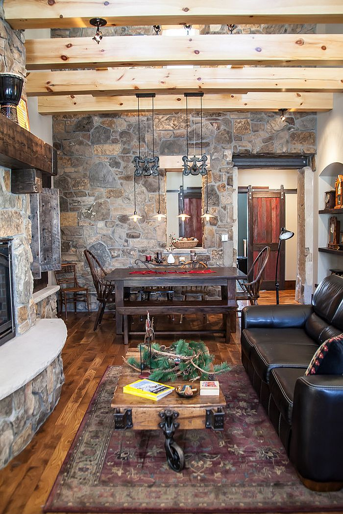 25 Comfy Farmhouse Living Room Design Ideas  Feed Inspiration